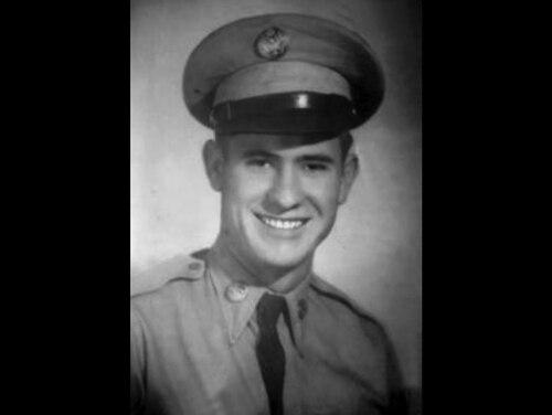 Army Cpl. Joe T. Avant (DPAA)