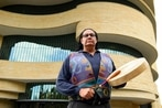 To Native Americans, honoring flag might mean a different anthem
