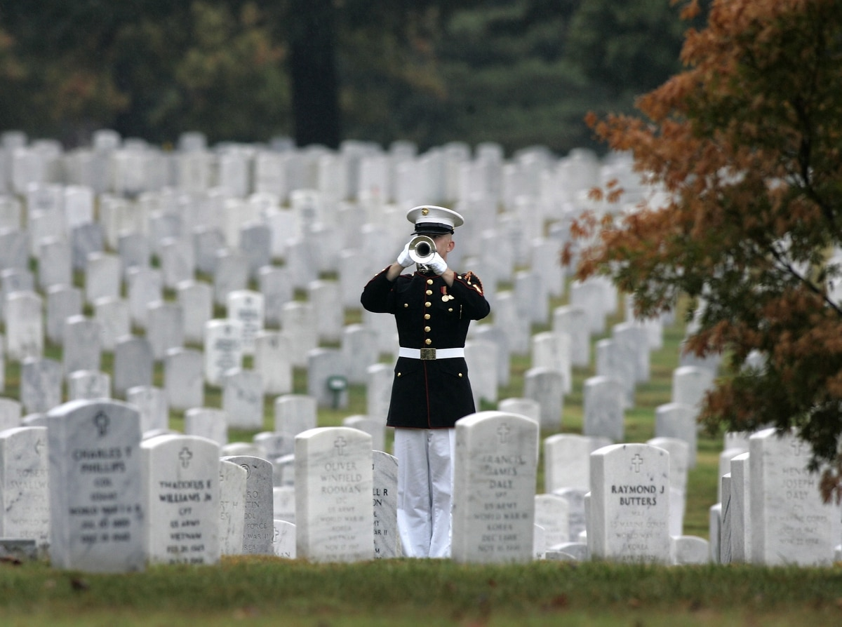 US Military – Arlington National Cemetery and the National Guard