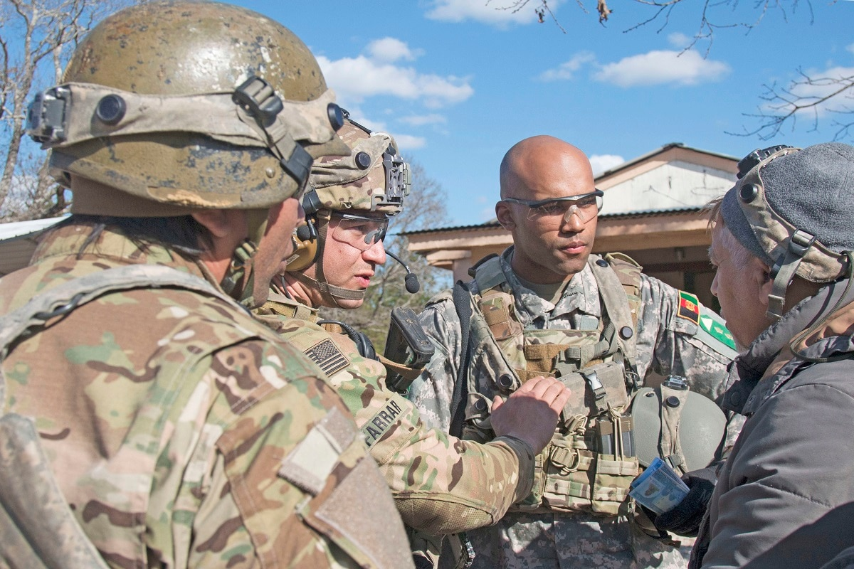 Tough sell: Why aren't more soldiers rushing to join the Army's new