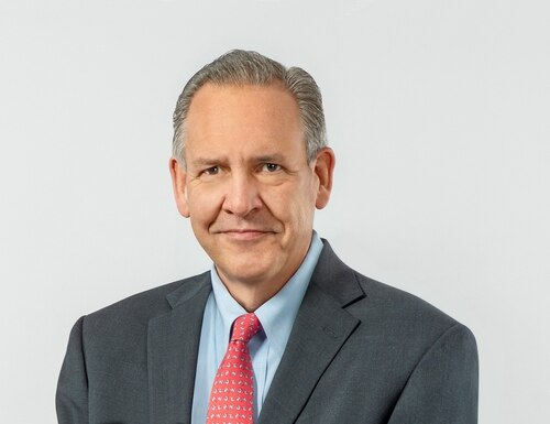 Raytheon Technologies chief executive Greg Hayes. (Raytheon)