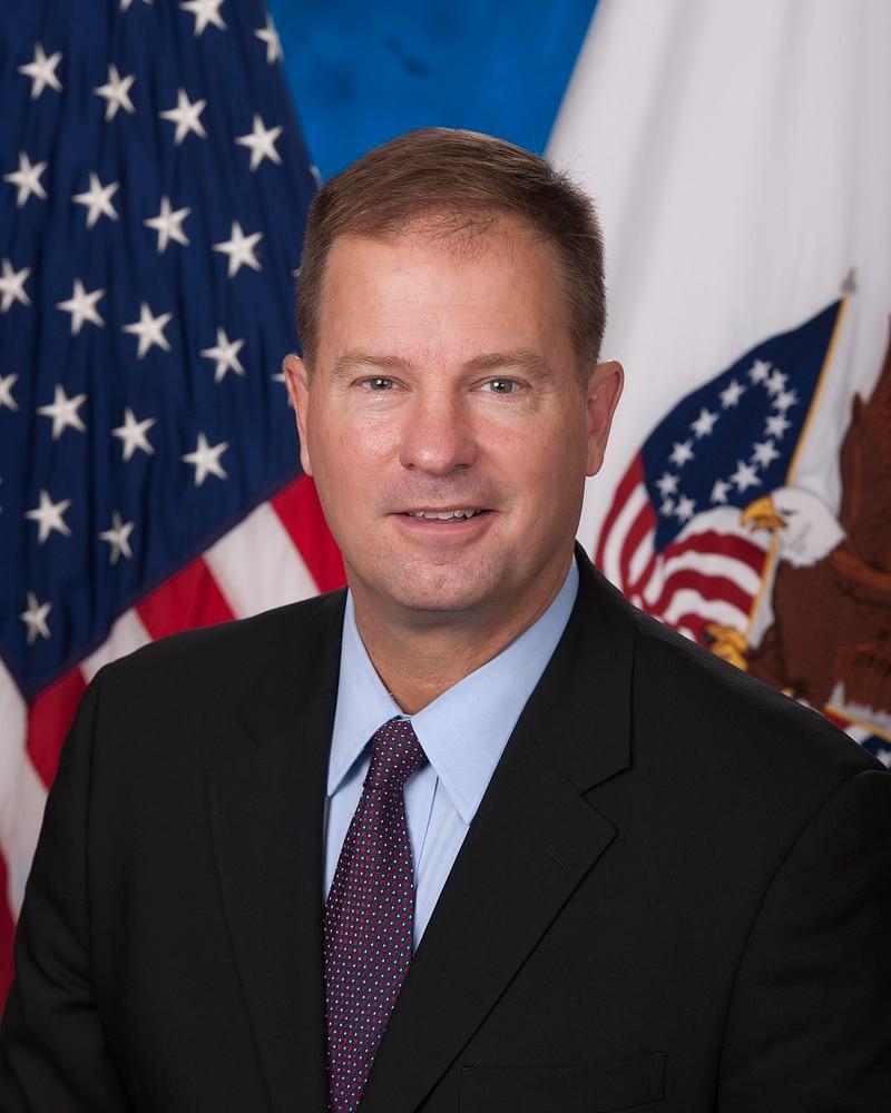 VA Deputy Secretary James Byrne, who was fired from the post on Monday. (Photo courtesy of VA)