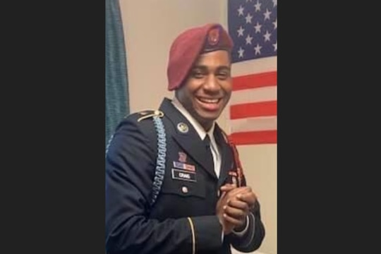 Spc. Milik Jaquez Craig, an infantryman, was found dead by a fellow soldier just before midnight. (Army)