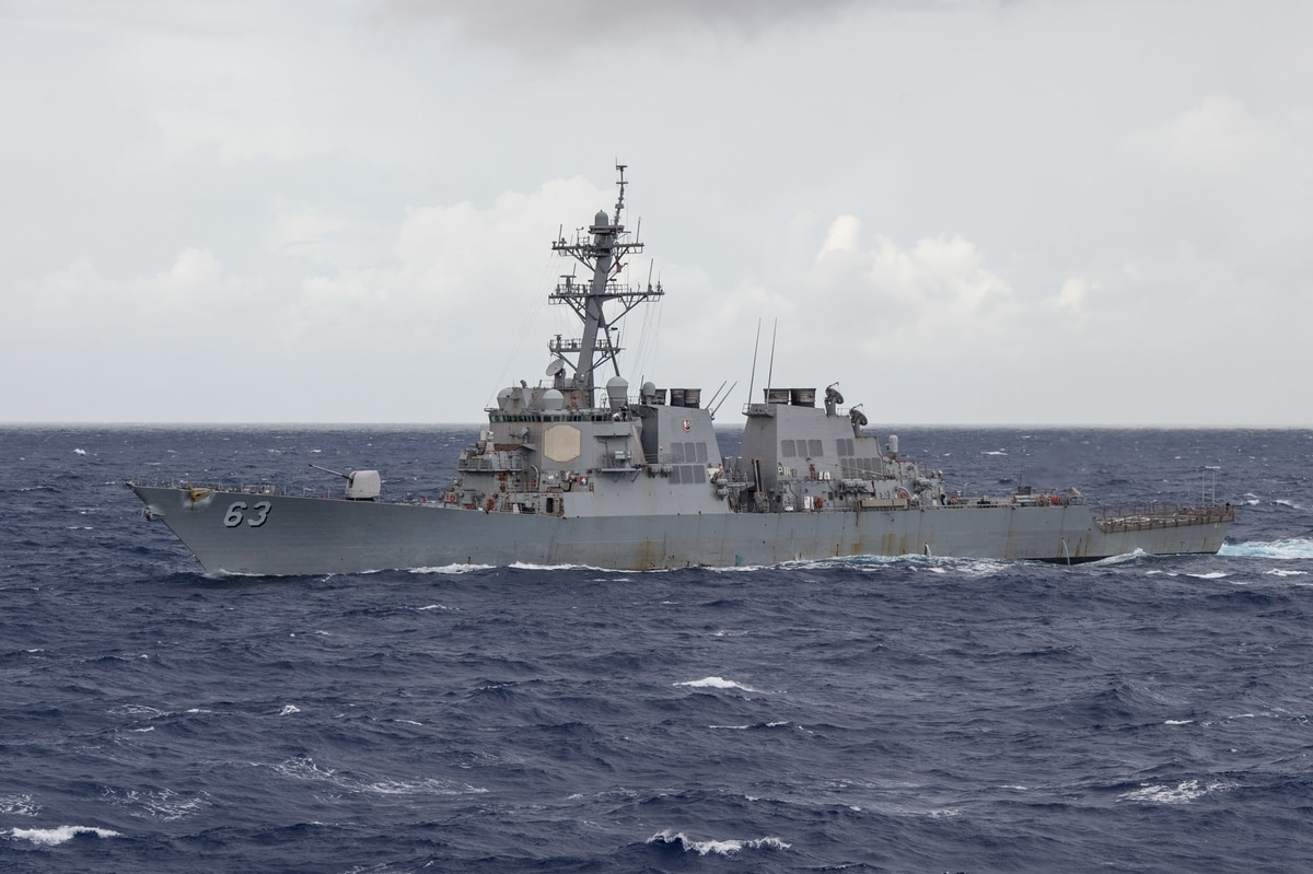 US Navy Suspends Search For Sailor After 79 Hours