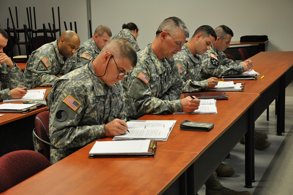 Warrant officers can retire in highest grade they served satisfactorily - Officer training school marines ...