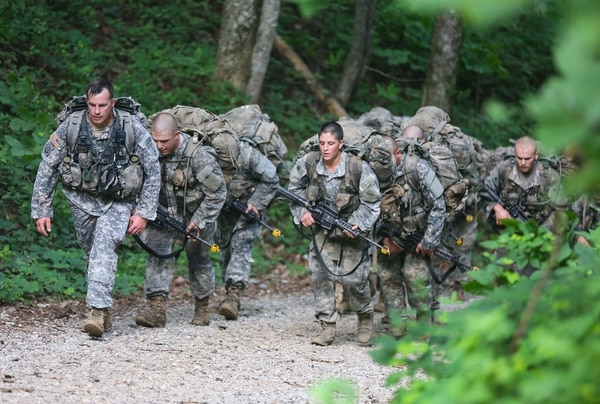 Army seeks enlisted women for infantry, armor and 12 other combat jobs