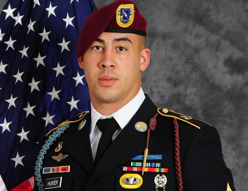 Sgt. Jonathon Hunter (Army)