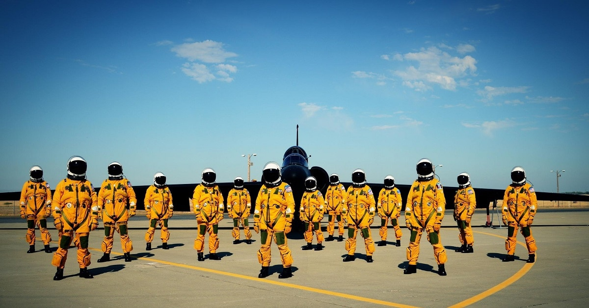 Don't wait six years: Apply to be a U-2 spy pilot out the gate
