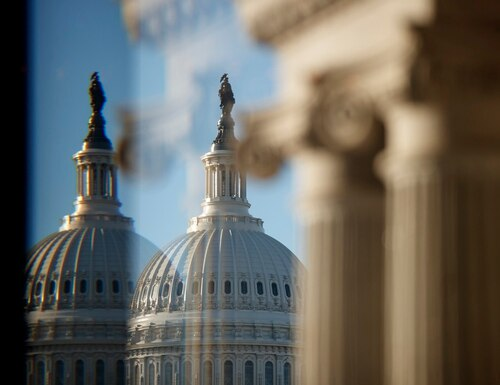 Congress has passed the National Defense Authorization Act, overriding a veto by the president. (Carolyn Kaster/AP)