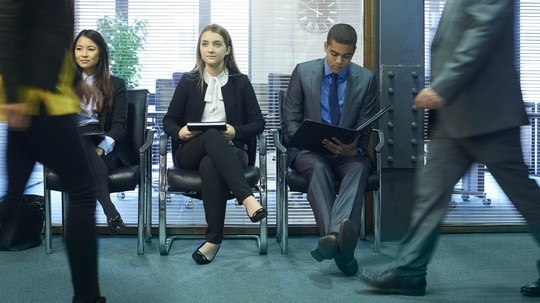 Many federal job openings rely on degrees to prove that a candidate has the right skill level, but some jobs require that degree as a minimum threshold for consideration. (Getty Images)