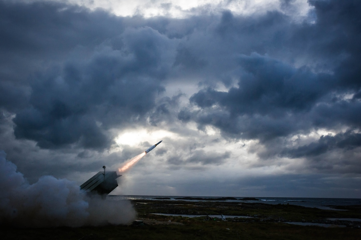 Raytheon's Extended Range AMRAAM Missile Destroys Target in First