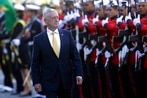 Mattis pitches closer military ties between US and Brazil