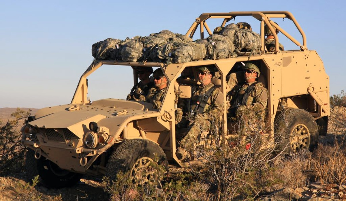 us army picks 3 teams to build infantry squad vehicle