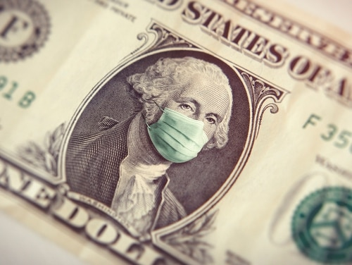 Two efforts currently underway could guarantee hazard pay for federal employees required to work with the public or in crowded offices during the COVID-19 pandemic. (narvikk/Getty Images)