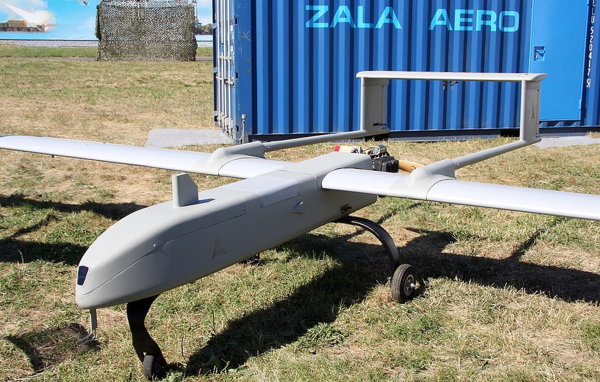 Russia announces its first drones equipped with LIDAR