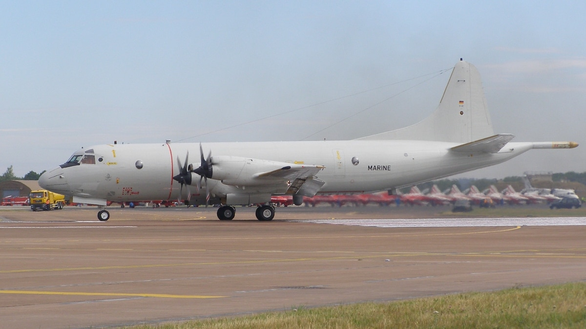 german navy extends life of p 3c with new wing