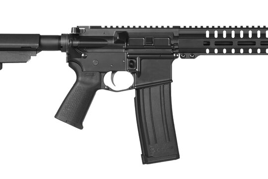 CMMG unveils new 5.7mm AR-15 - the Banshee MK57.