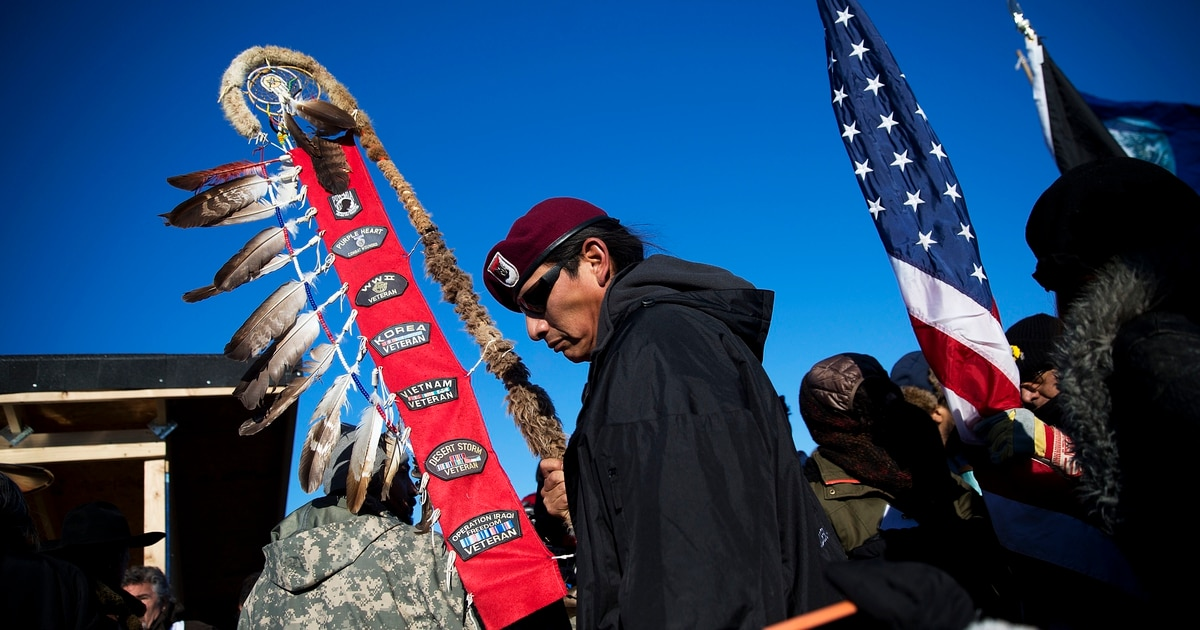 A 'Warrior Tradition': Why Native Americans continue fighting for the same government that tried to wipe them out