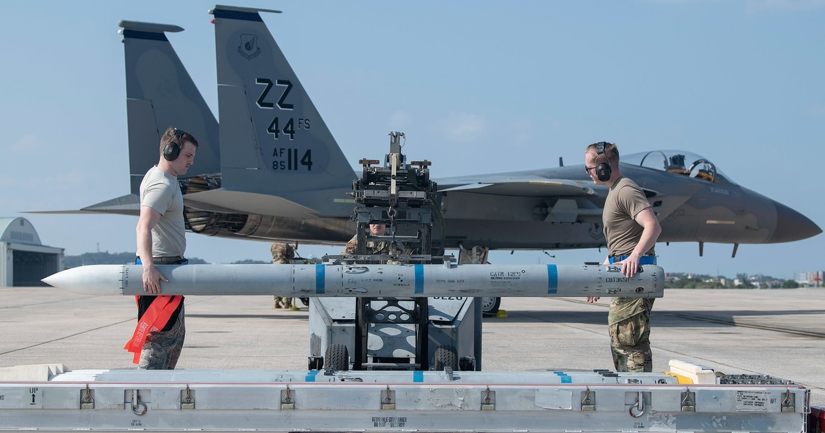 Air bases are at risk without the Agile Combat Employment approach