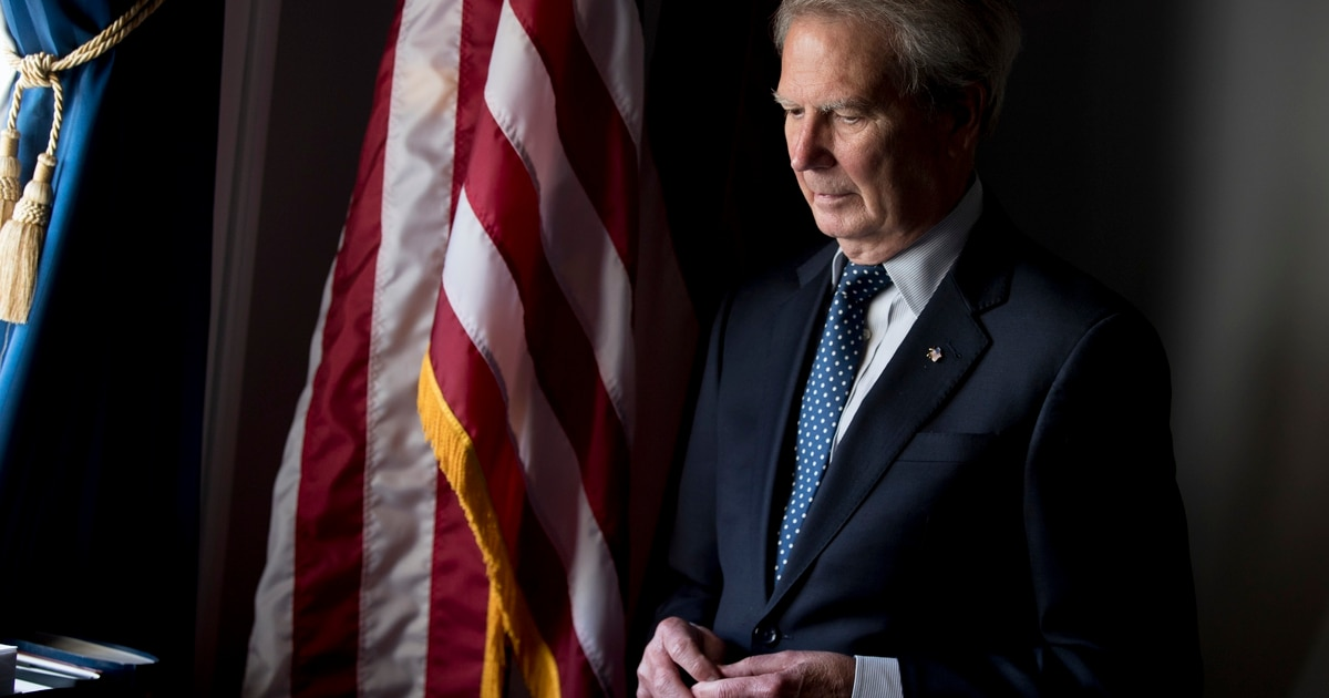 Rep. Walter Jones, a military advocate who later opposed Iraq War, dies at age 76
