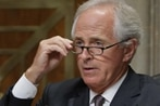 Corker lifts hold on arms sales to Gulf nations in Qatar row