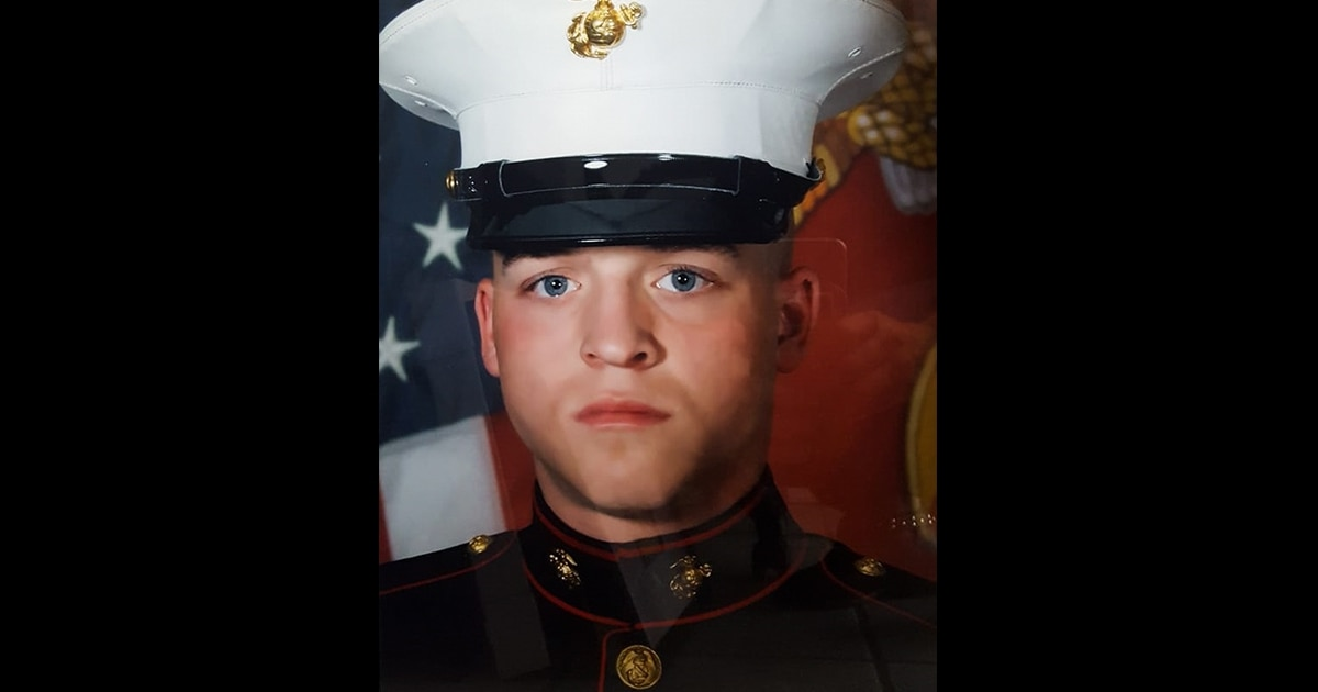 Corporal sentenced to nearly 6 years in the brig for barracks shooting death of South Carolina Marine