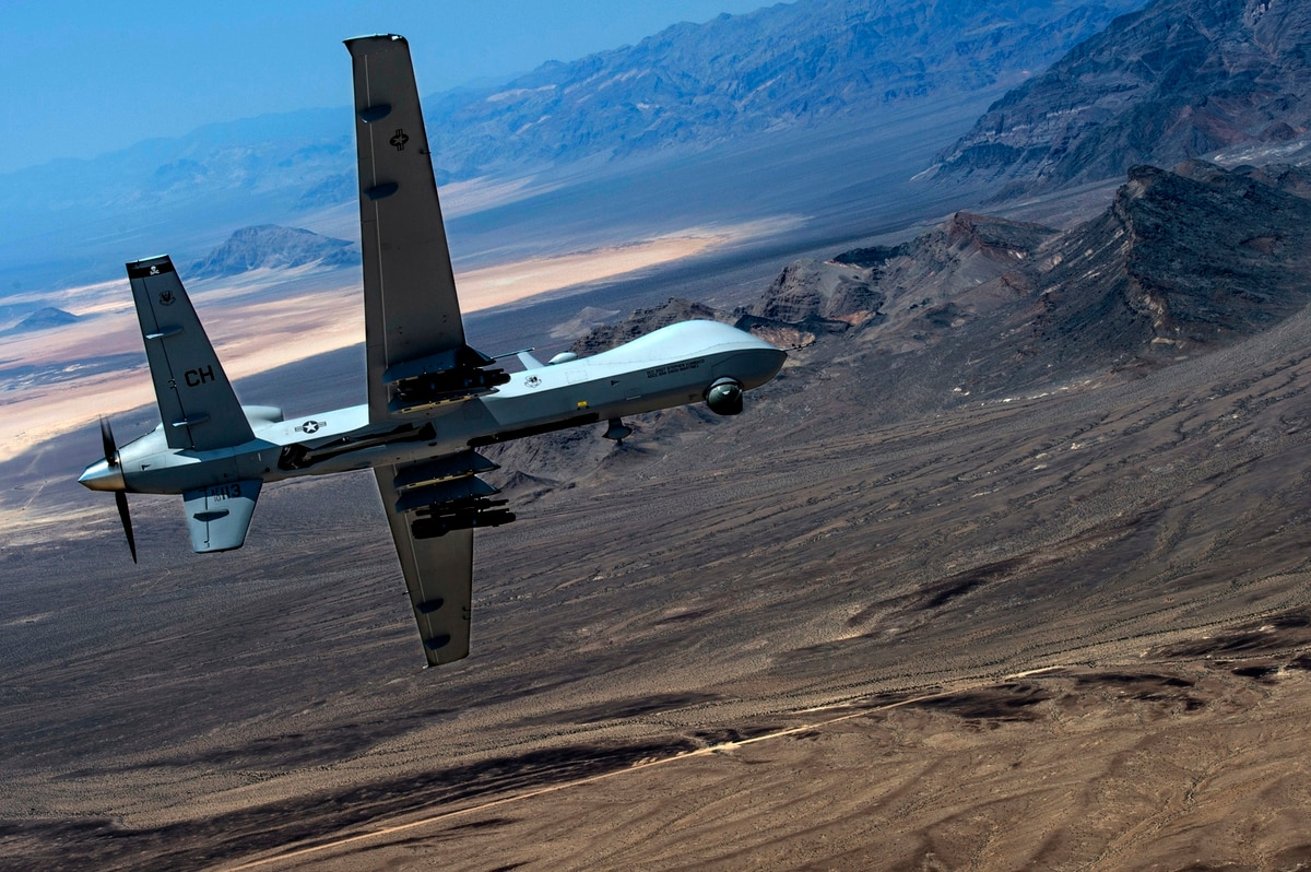 Supreme Court Declines To Take Up Drone Strike Lawsuit