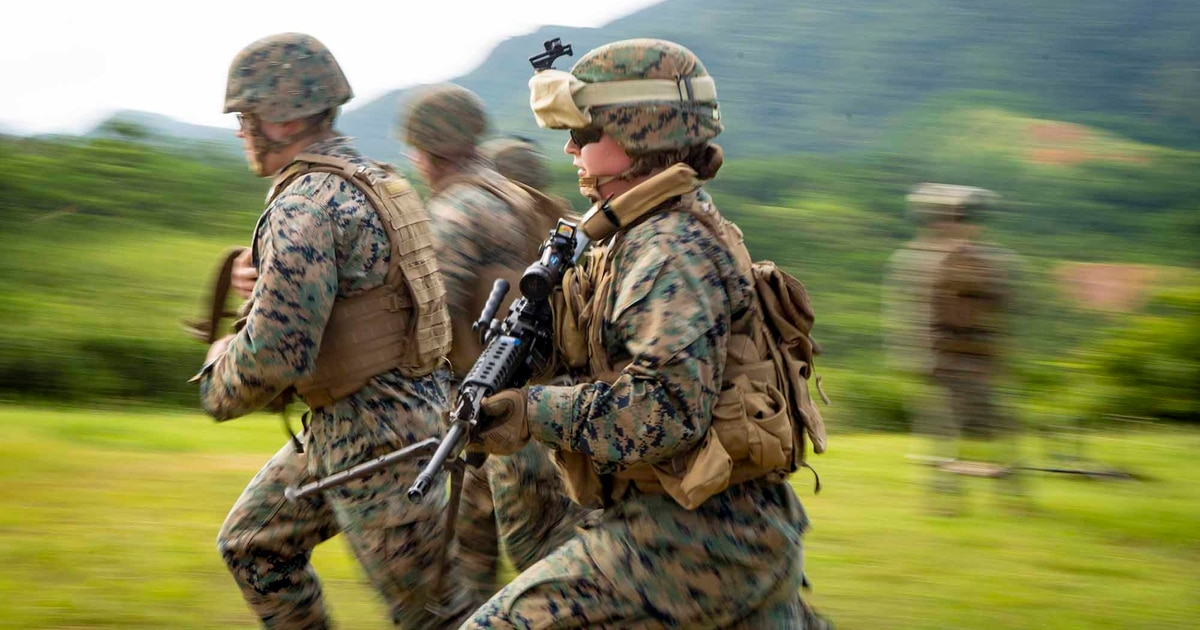 To Be Courageous Is To Do What S Right Marine Corps Releases Its 245th Birthday Video