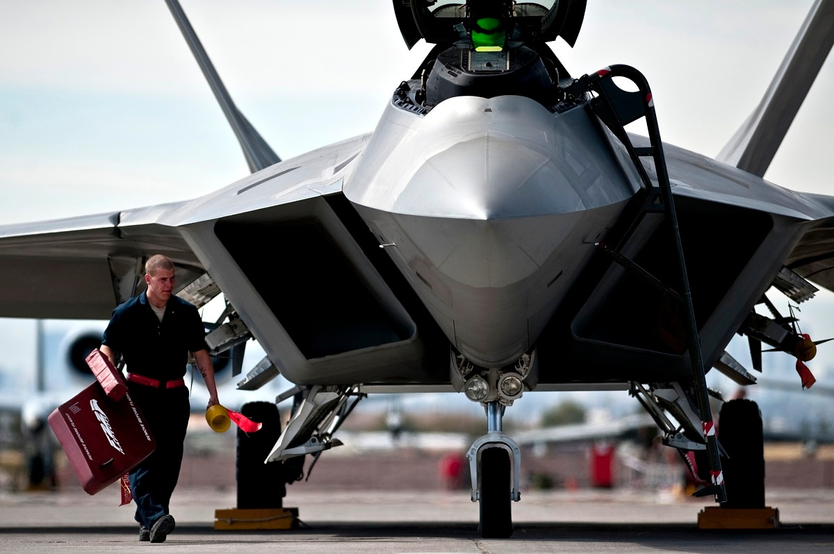 Fewer planes are ready to fly: Air Force mission-capable