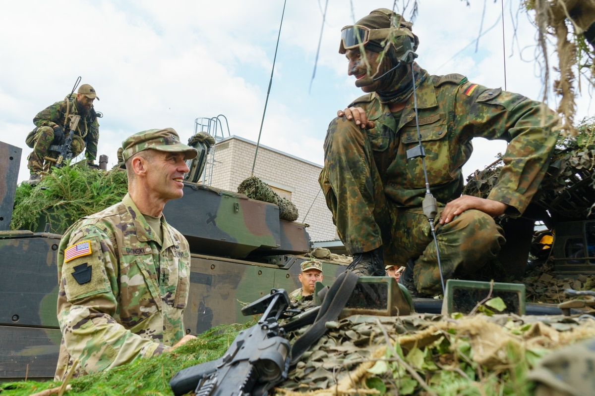 Do the Baltics need more US military support to deter Russia?