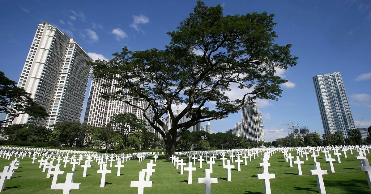 Former journalist and WWII Marine buried in the Philippines as an unknown finally comes home