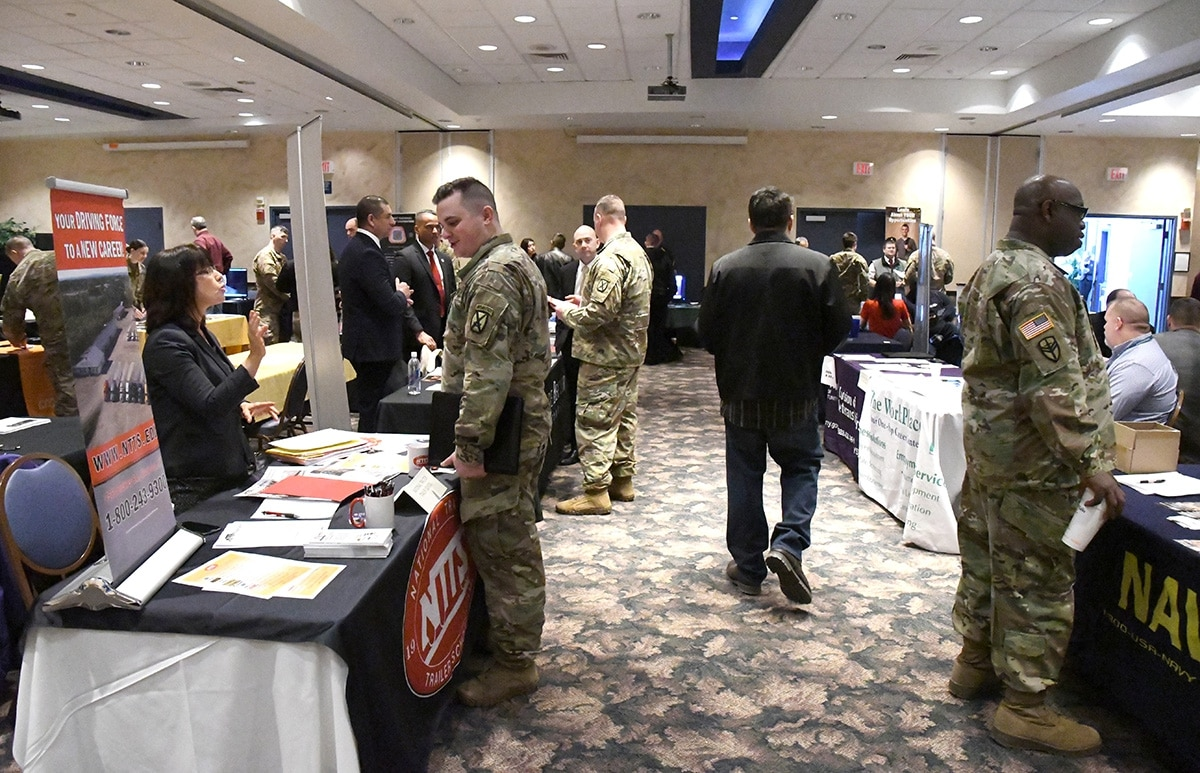 Smooth Your Transition To A Civilian Career With