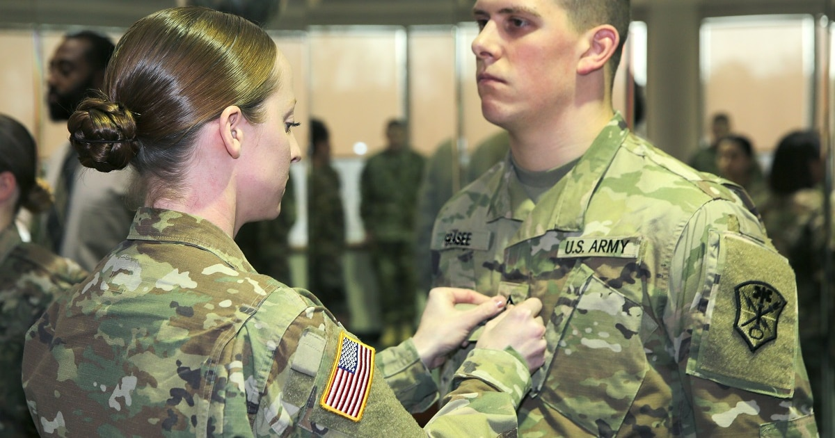 7 Tips To Help You Get That Next Army Promotion From A Guy