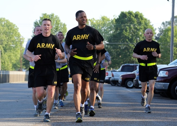 What Running Shoes Do Soldiers Wear