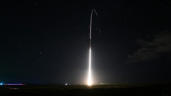 The U.S. Missile Defense Agency and Navy sailors manning the Aegis Ashore Missile Defense Test Complex at the Pacific Missile Range Facility at Kauai, Hawaii, successfully conducted Flight Test Integrated-03.