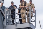 'USS Bread and Water': Old and rare punishment loomed over a demoralized crew
