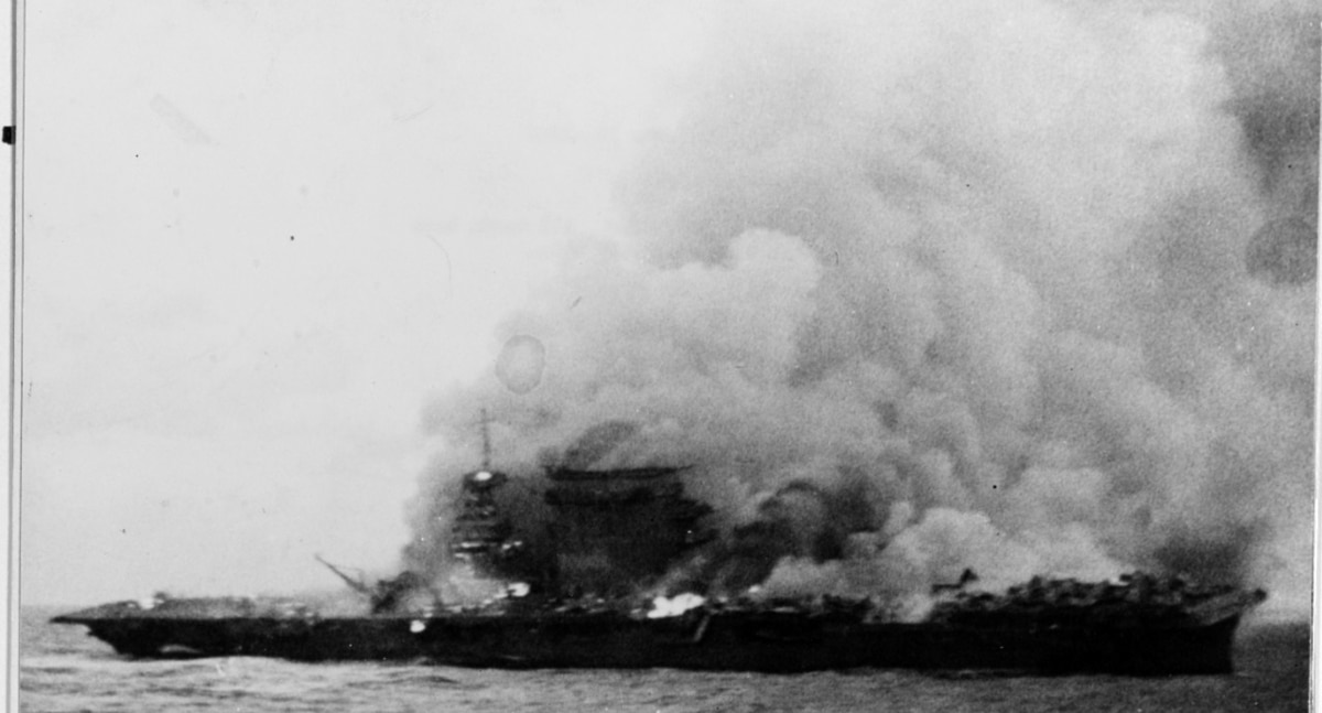 What if the Japanese Had Won the Battle of the Coral Sea?