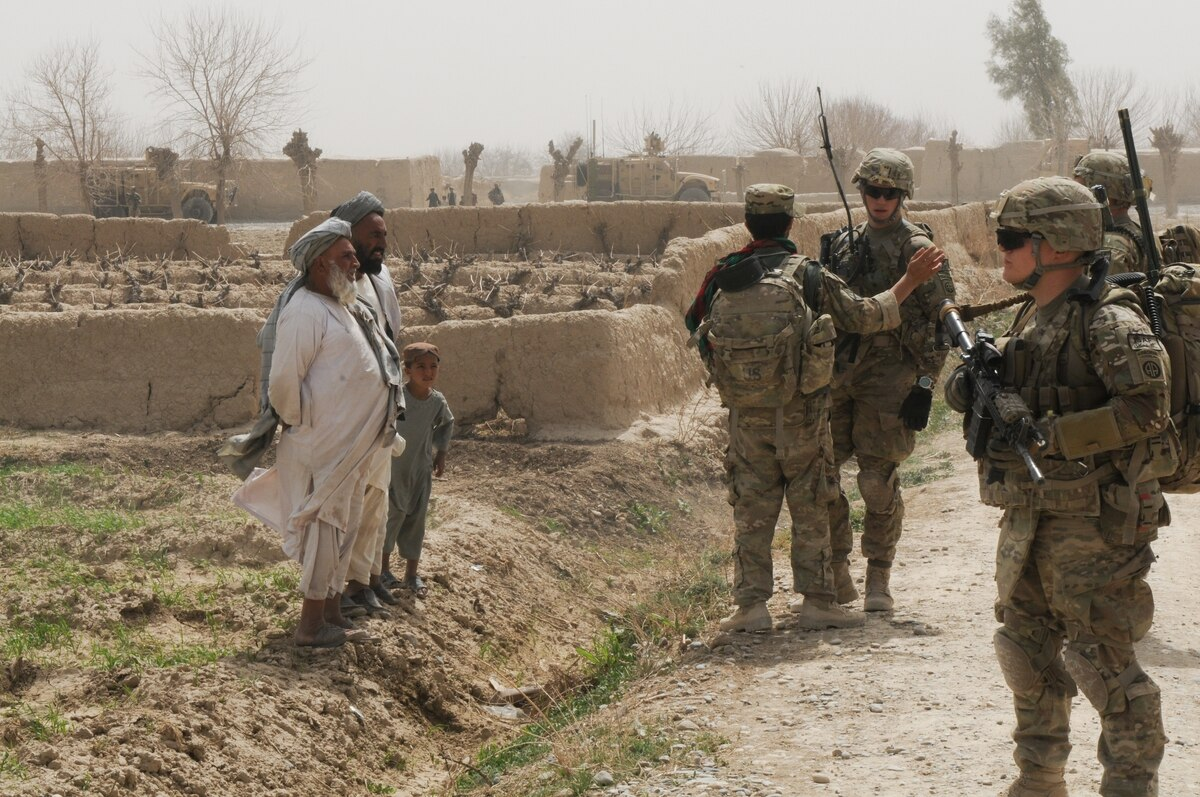 Three US service members wounded in Afghanistan insider attack