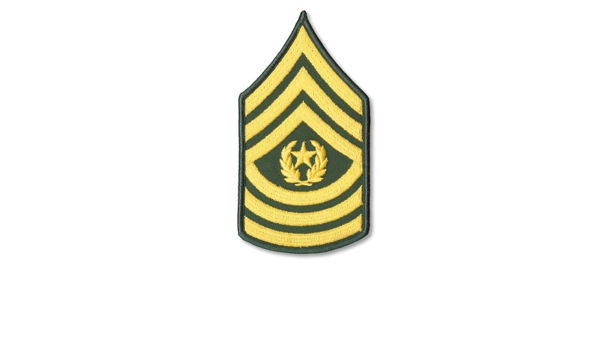 Army announces brigade, battalion command sergeant major selections