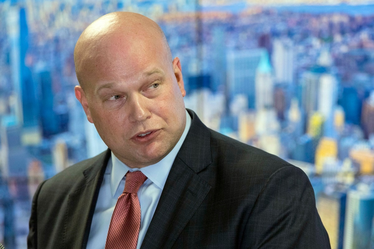 Whitaker rejected advice to recuse himself from Russian Federation probe