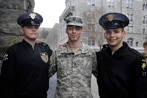 Band of brothers: 3 siblings to graduate West Point together