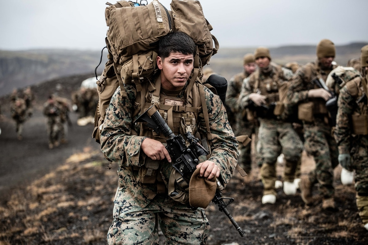 facing retention issues the corps needs to recruit highest number