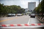 Deadly Florida shooting unfolded blocks from major fed conference