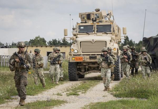 Marine Intel Reserve Unit Under Investigation - Usmc-counter-intel
