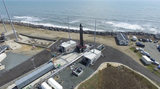 Rocket Lab was one of six companies initially selected to receive Defense Production Act contracts for ride-share missions. Those awards have since been withdrawn. (Rocket Lab)