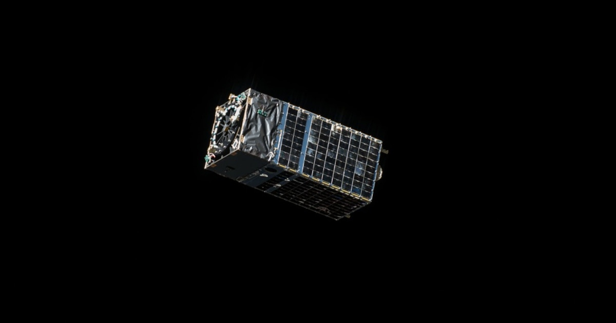 A new constellation? Space Force wants to get into tactical satellite imagery business