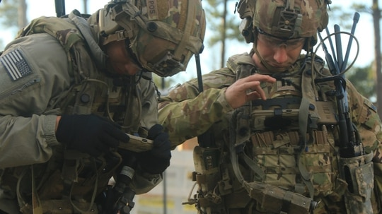 The military is accelerating its efforts to rapidly buy and insert new commercial tech. (JRTC PAO)