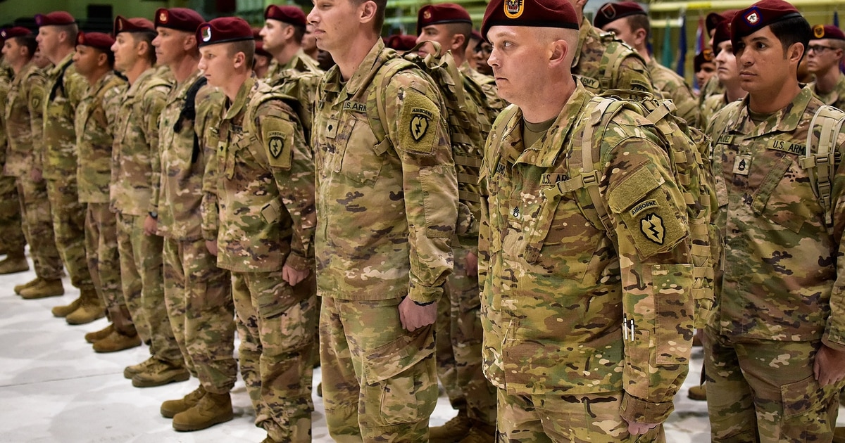 New in 2019: The Army's got a big end strength gap to fill this year