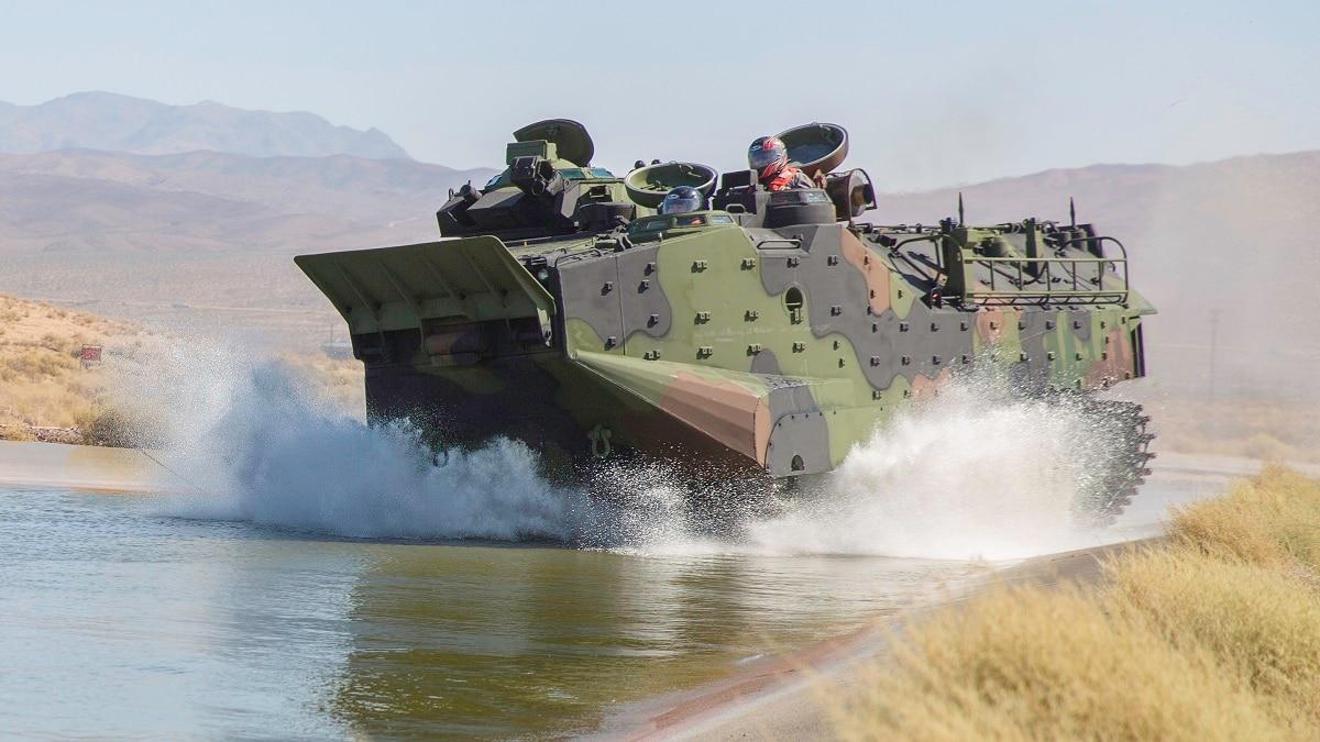 us marine corps kills amphibious assault vehicle upgrade program
