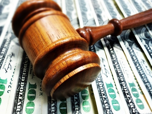 John Cicero Hughes pleaded guilty Dec. 12 to theft of government money and Social Security disability fraud. (Getty Images)